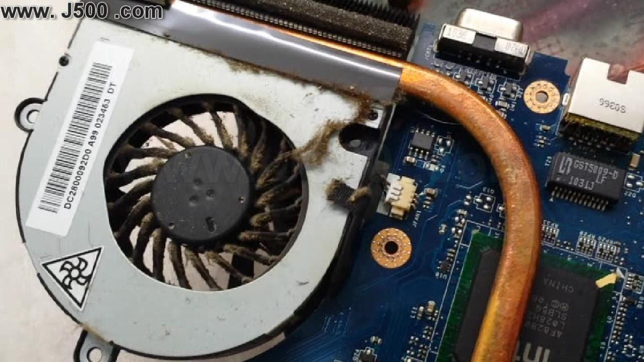 Стоимость ремонта охлаждения ноутбука в Алматы